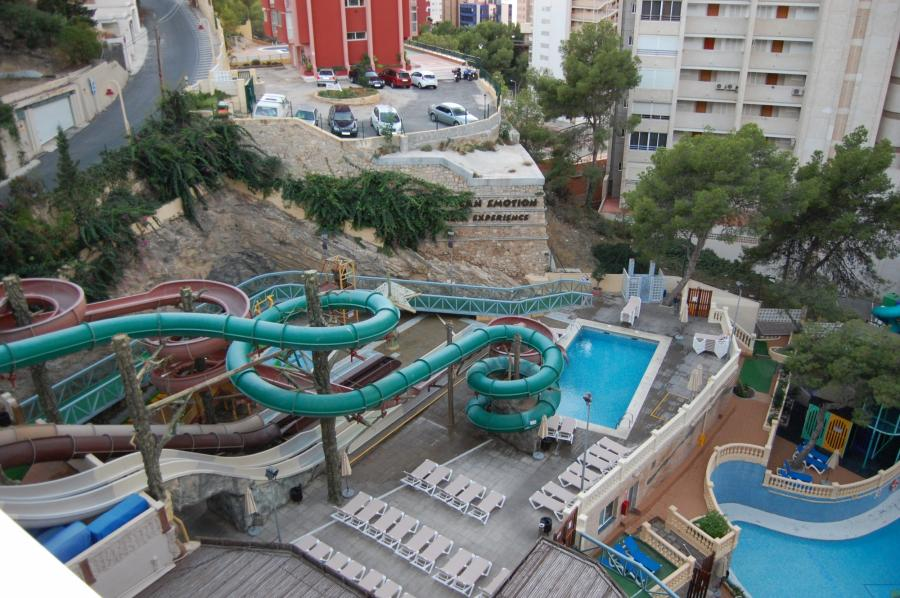 hotel magic aqua rock gardens benidorm centraldereservas