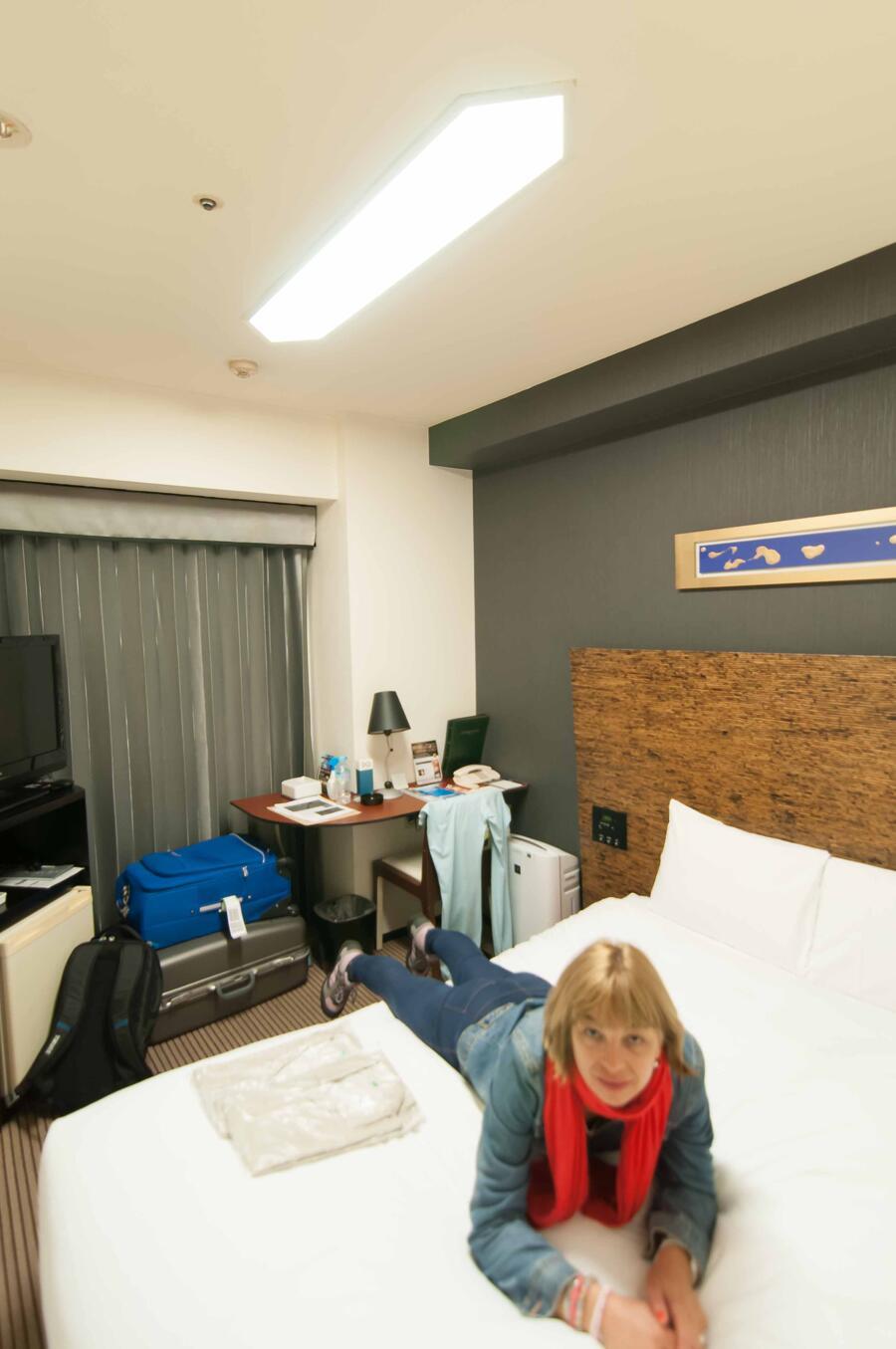 Comentarios Hotel Villa Fontaine Tokyo