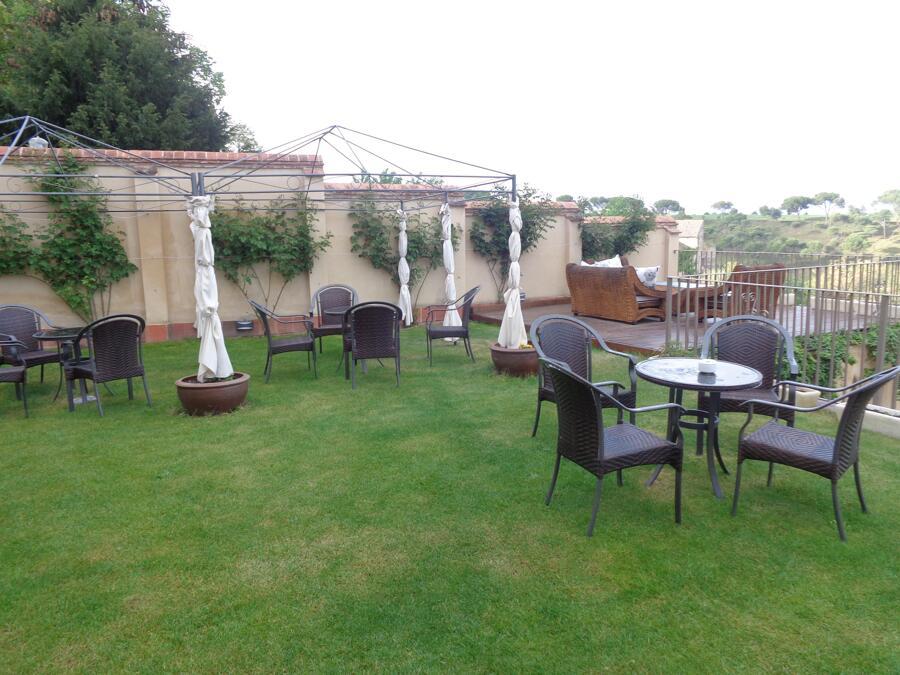 Comentarios hotel don felipe segovia - Terraza jardin felipe ...