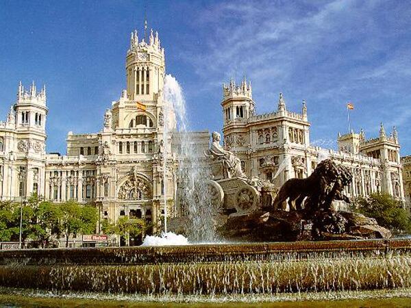 hoteles madrid puente constitucion: