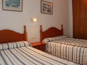"""Foto de una habitación de """"Apartamentos Estrella de Mar"""""""