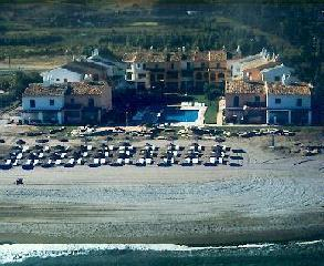 "Foto del exterior de ""Apartamentos Playa Chica Beach Club"""