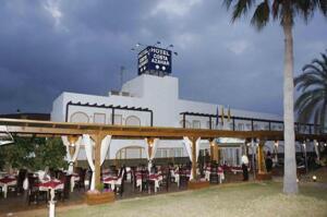 """Foto do exterior - """"Hotel Costa Azahar"""""""