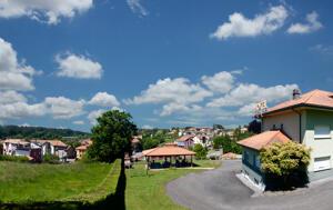 """Foto del exterior de """"Hotel San Jorge"""""""