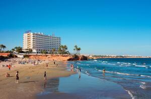 """Foto del exterior de """"Hotel Servigroup La Zenia"""""""
