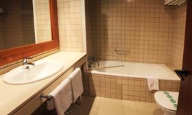 """Foto del baño de """"Hotel Saliecho"""""""