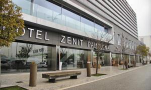 "Exterior – ""Hotel Zenit Pamplona"""