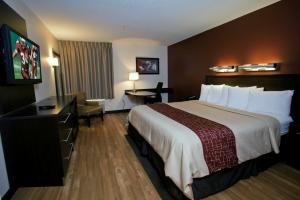 "Foto degli esterni ""Hotel Red Roof Inn Boston Logan"""