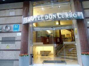 """Foto degli esterni """"Hotel Don Curro"""""""