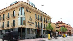 """Foto do exterior - """"Hotel Puente Romano de Salamanca"""""""