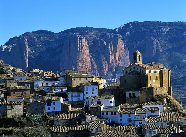Huesca Spain  City new picture : Reino de los Mallos de Riglos Tu Hotel en centraldereservas.com
