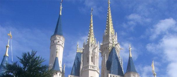Fotografía de Florida: Orlando - Castillo de Cenicienta