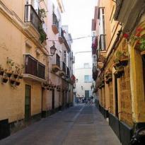 Cadiz - una calle