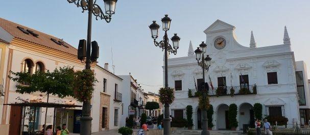 Fotografía de Cartaya: Plaza de Cartaya