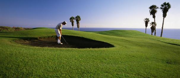 Fotografía de Adeje: Golf en Costa Adeje