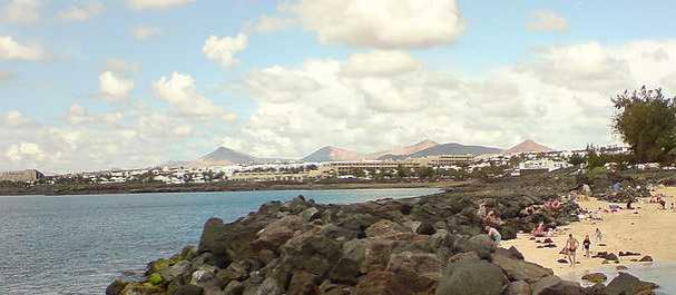Fotografía de Lanzarote Island: Costa Teguise