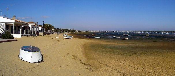Fotografía de El Rompido: Barcos en El Rompido, Huelva