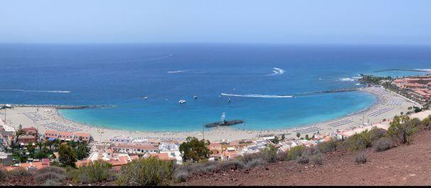 Fotografía de Tenerife Island: Playa de las Vistas