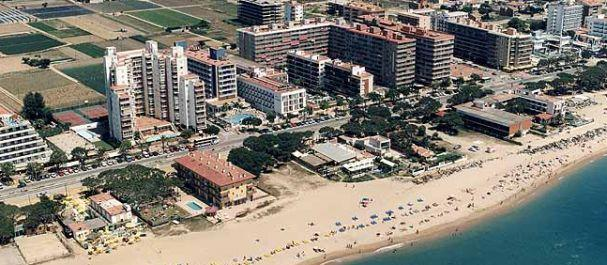 Fotografía de Barcelona: Playa Malgrat de Mar