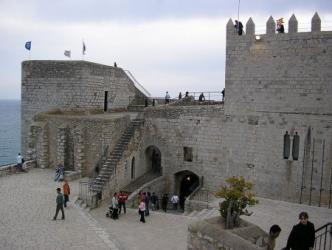 Castillo de Peñiscola