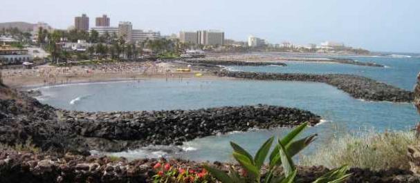 Fotografía de Playa de las Americas: Playa de las Americas