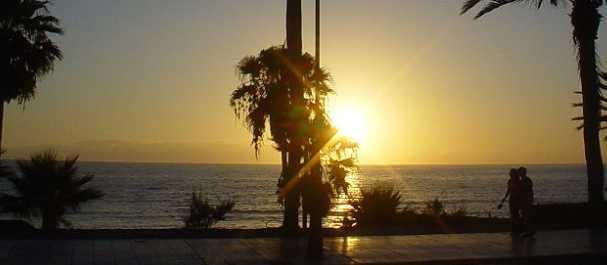 Fotografía de Playa del Inglés: ûesta del Sol portal