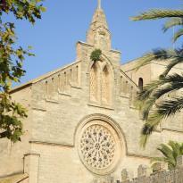 Iglesia de Alcudia