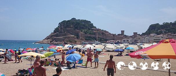 Fotografía de Girona: Tossa de Mar