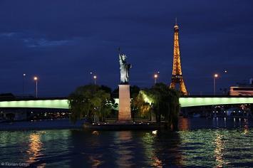 Estatua de la Libertad de Paris