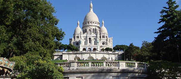 Fotografía de París: Paris Sacre Coeur