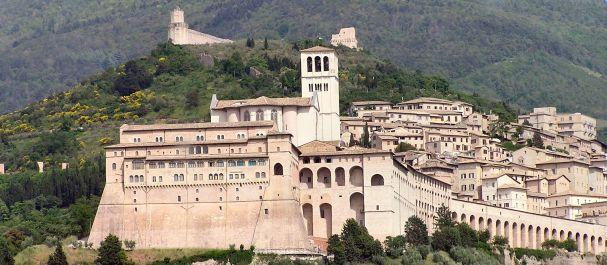 Fotografía de Perugia: Assisi Basilica de San Francisco
