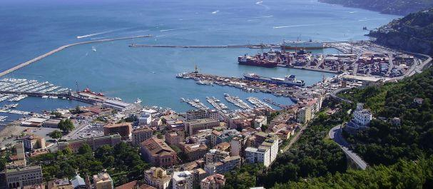Fotografía de Salerno: