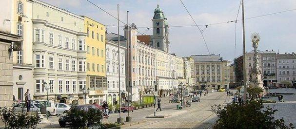 Fotografía de Linz: Hauptplatz