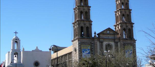 Fotografía de Chihuahua: Catedral de Nuestra Señora de Guadalupe en Ciudad