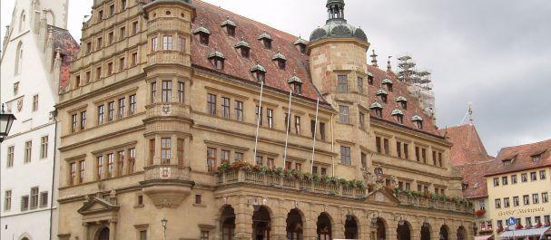 Fotografía de Baviera: Rothenburg Ob der Tauber