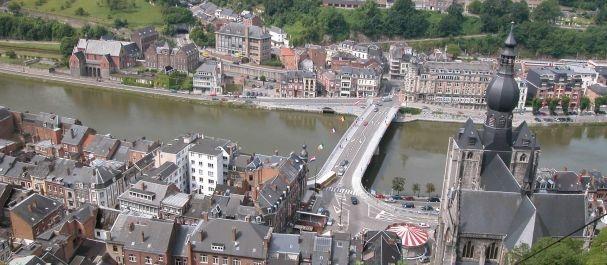 Fotografía de Dinant: Rio Meuse por Dinant