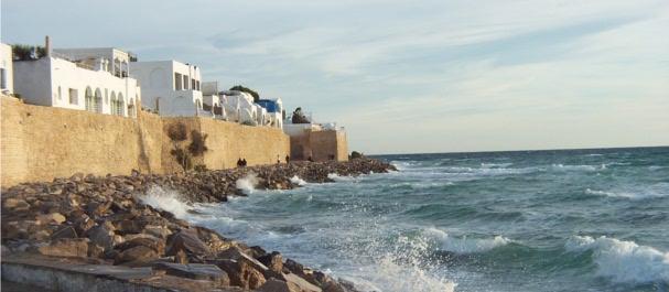 Fotografía de Túnez: Muralla de la Medina