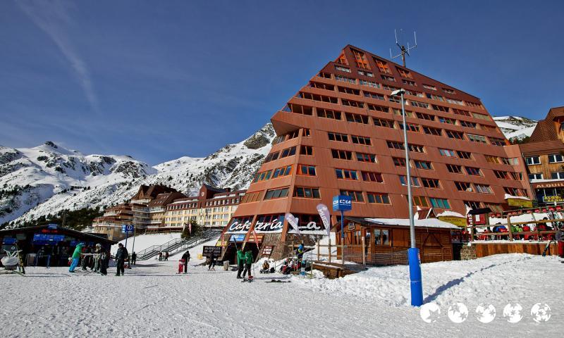 hoteles en huesca: