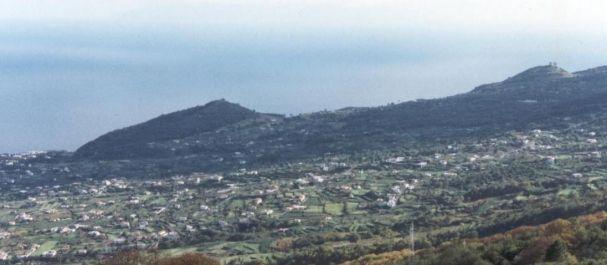 Fotografía de La Palma Insel: Vista sobre la Breña Baja