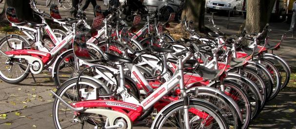Fotografía de Europa: Call a bike, Berlin