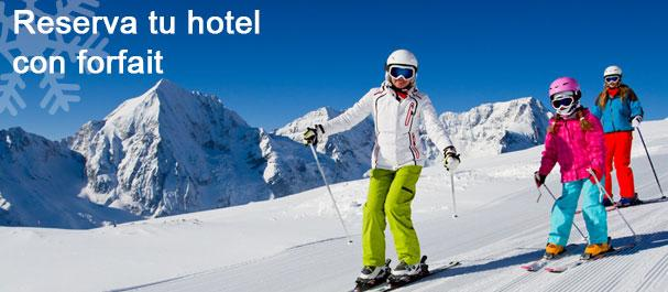 Fotografía de : Reserva tu Hotel con Forfait en Sierra Nevada