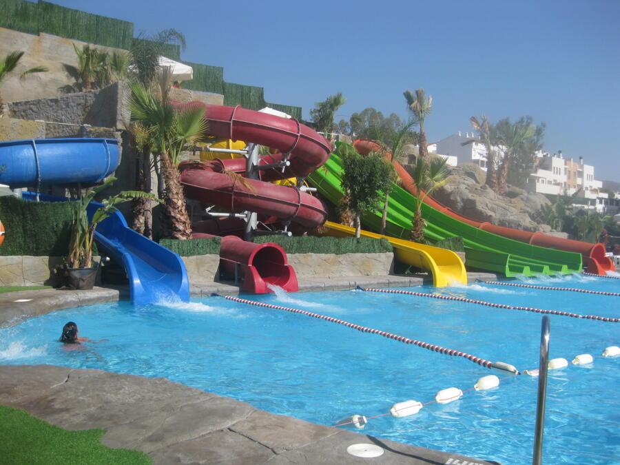 Hotel symbol los patos park benalm dena - Hotel siete islas en madrid ...