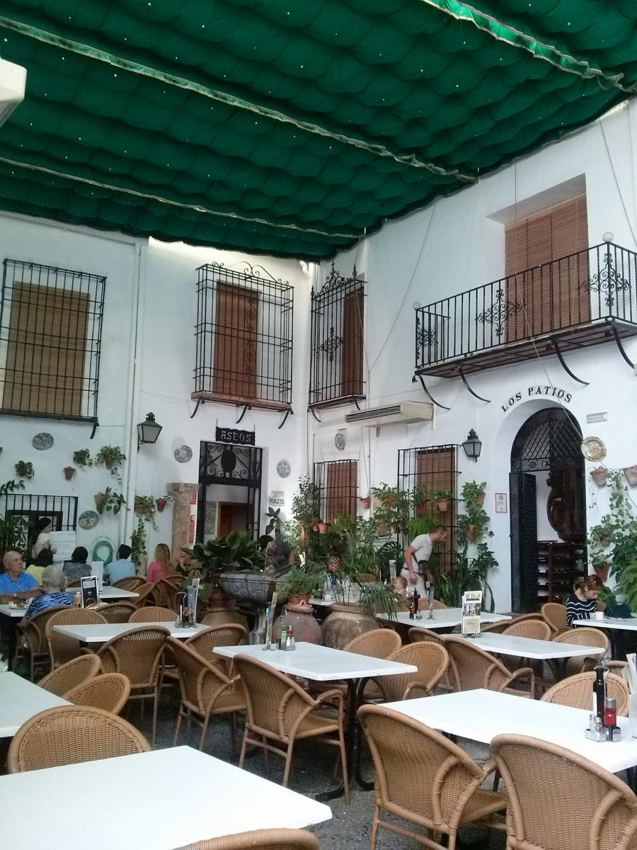 Hotel los patios c rdoba - Hotel los patios almeria ...