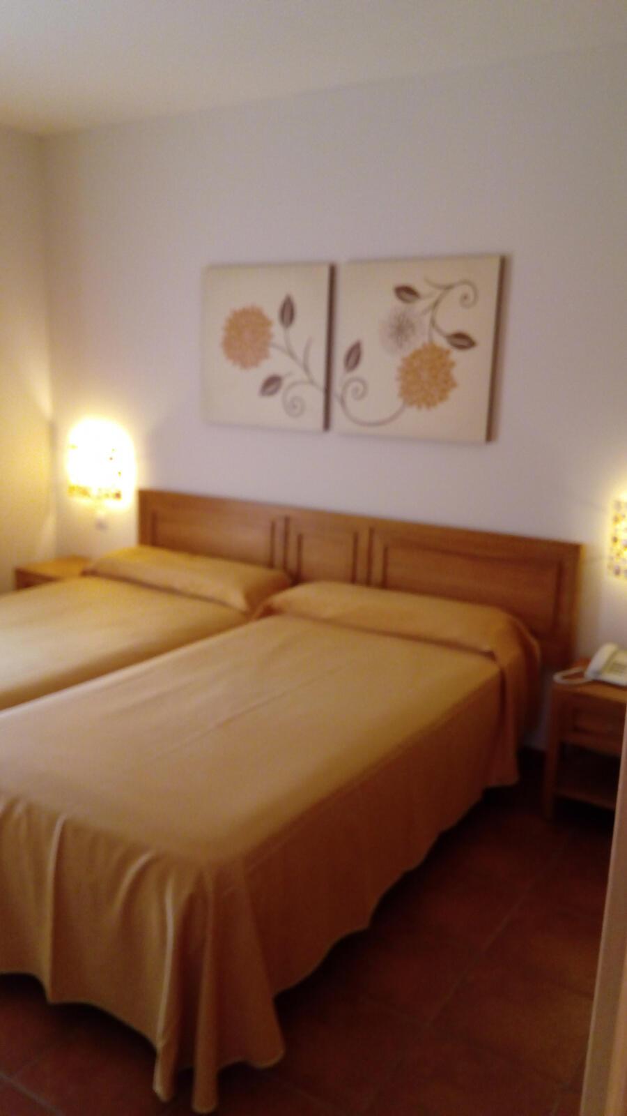 Comentarios hotel isabel adeje for Habitacion familiar tenerife