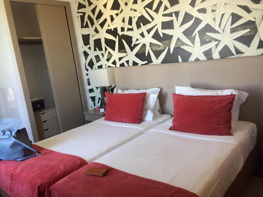 Comentarios tryp lisboa oriente hotel lisboa for Tryp habitacion familiar