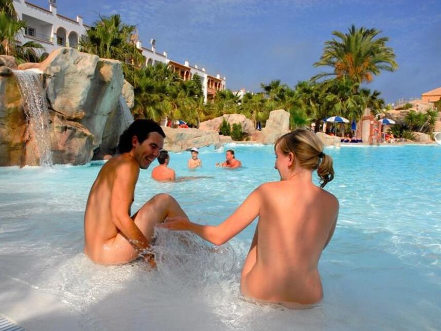 Oferta hoteles nudistas for Hoteles en vera