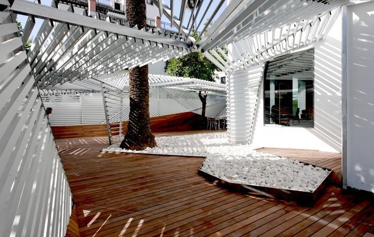 Los 5 hoteles m s modernos de espa a - Hoteles modernos espana ...