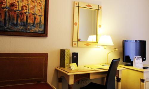Foto de una habitación de Eurostars Conquistador