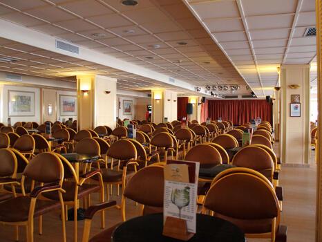 Foto de restauración de Hotel H TOP Calella Palace