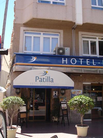 Foto del exterior de Hotel Patilla